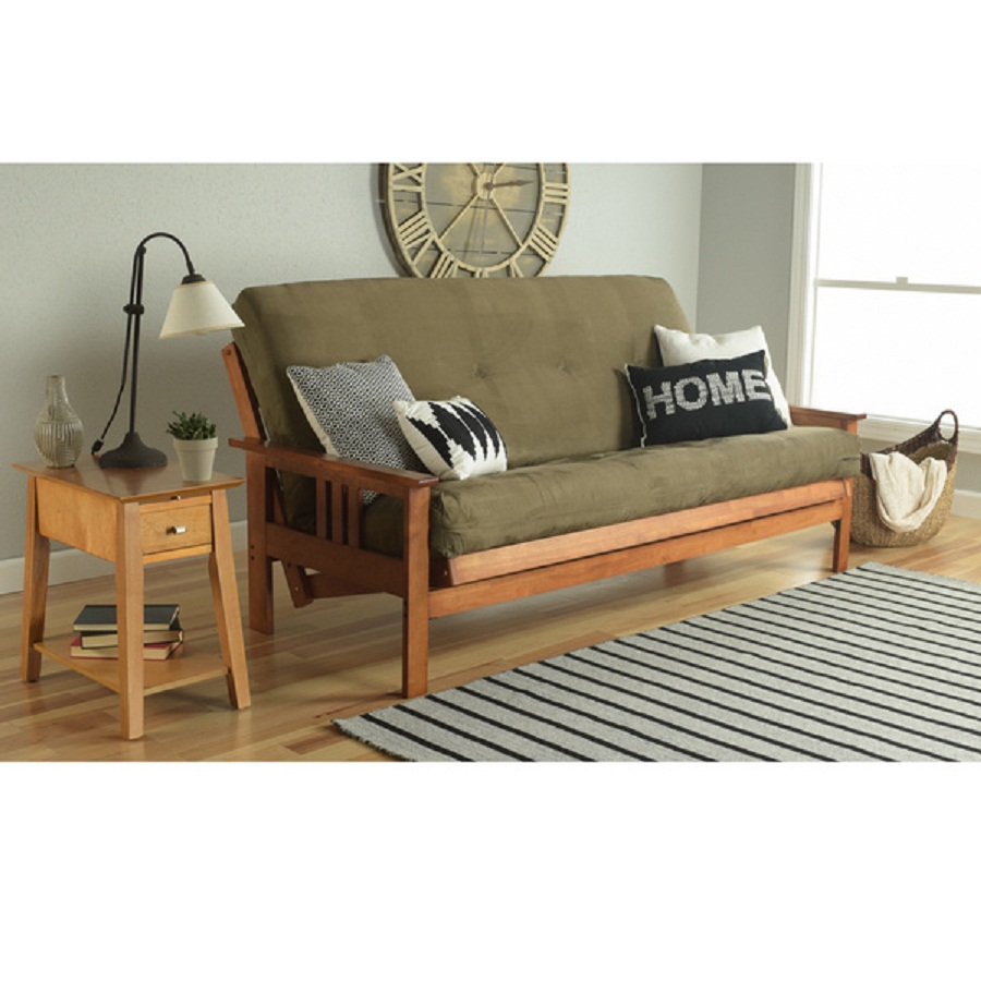 Image of: Full Size Futon Frame Ideas
