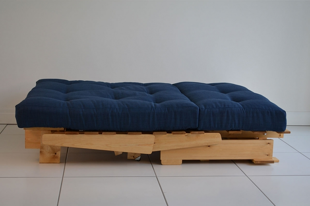 Image of: Full Size Futon Sleeper Designs Ideas