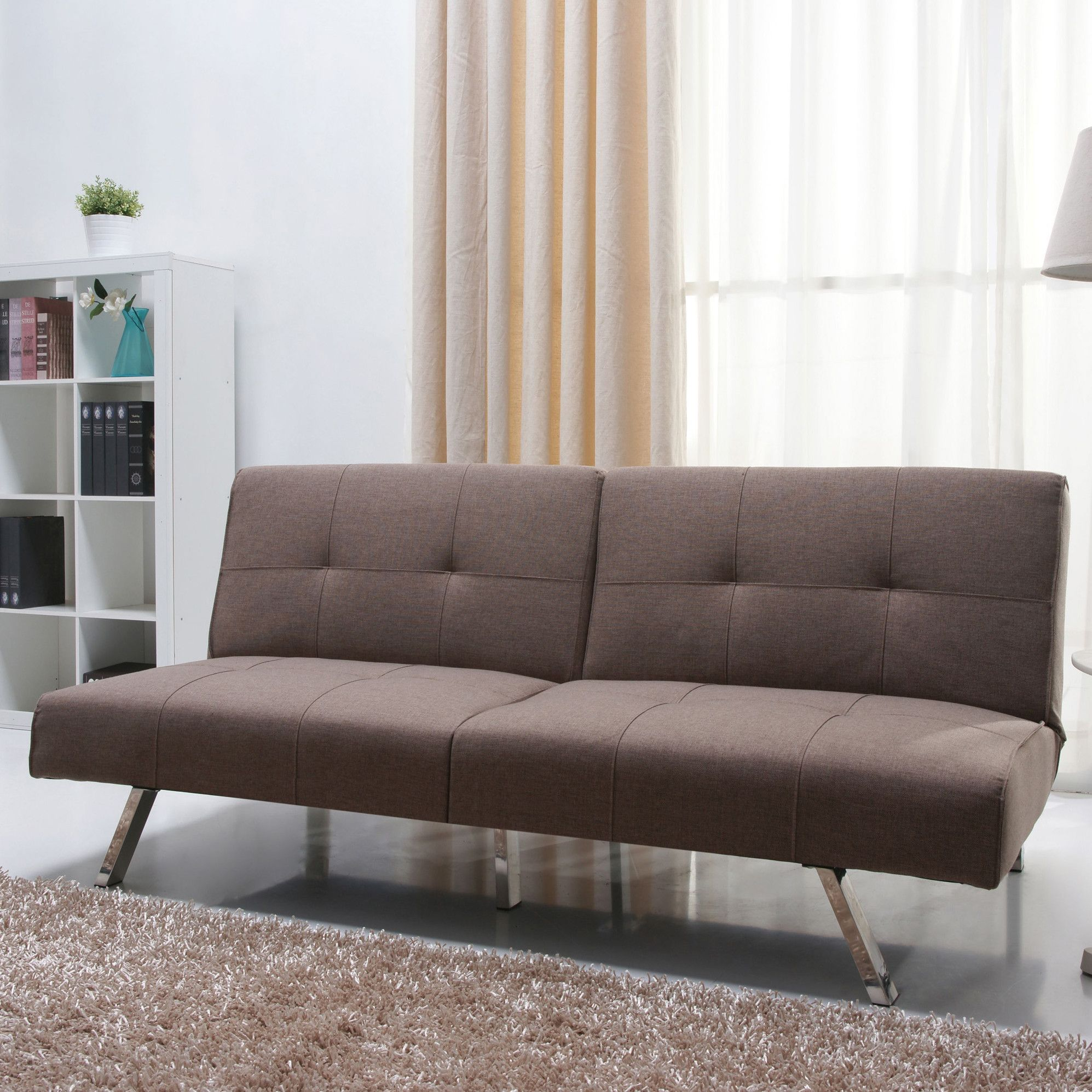Image of: Futon Alternative Long
