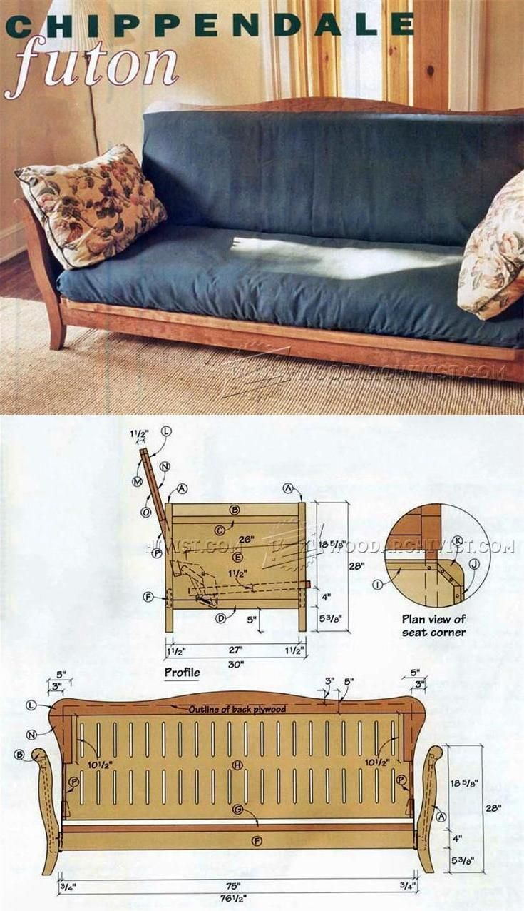 Futon Alternative Modern