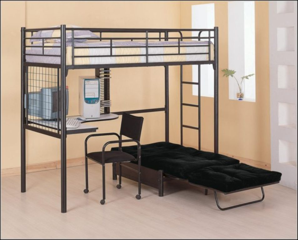 Image of: Futon Beds Walmart Pad