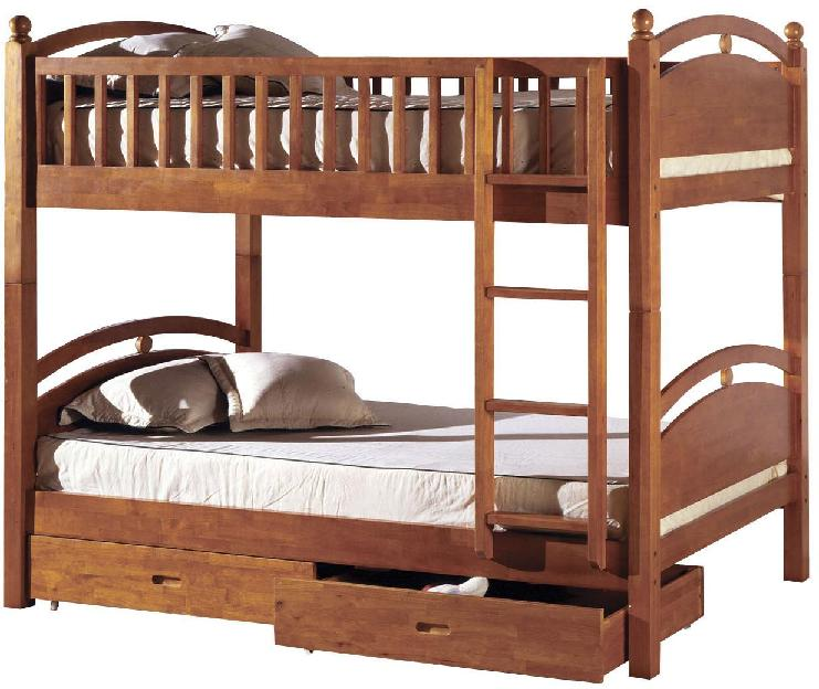 Image of: Futon Bunk Bed with Mattress Included DIY