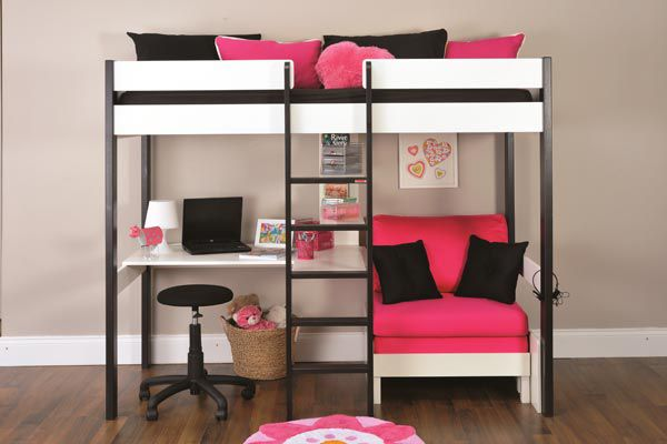 Image of: Futon Bunk Beds Review