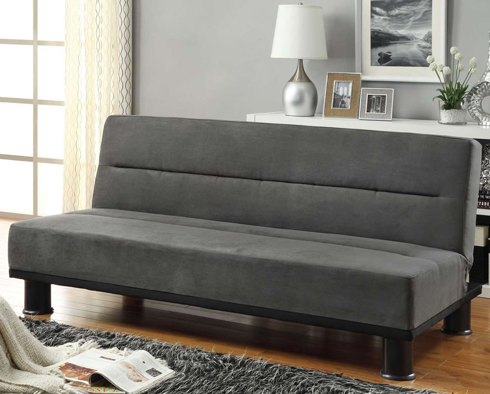 Image of: Futon Couch Bed Click Clack