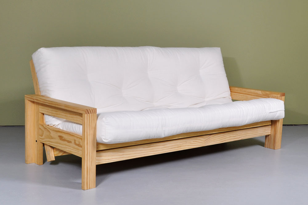 Image of: Futon Couch Bed Ideas