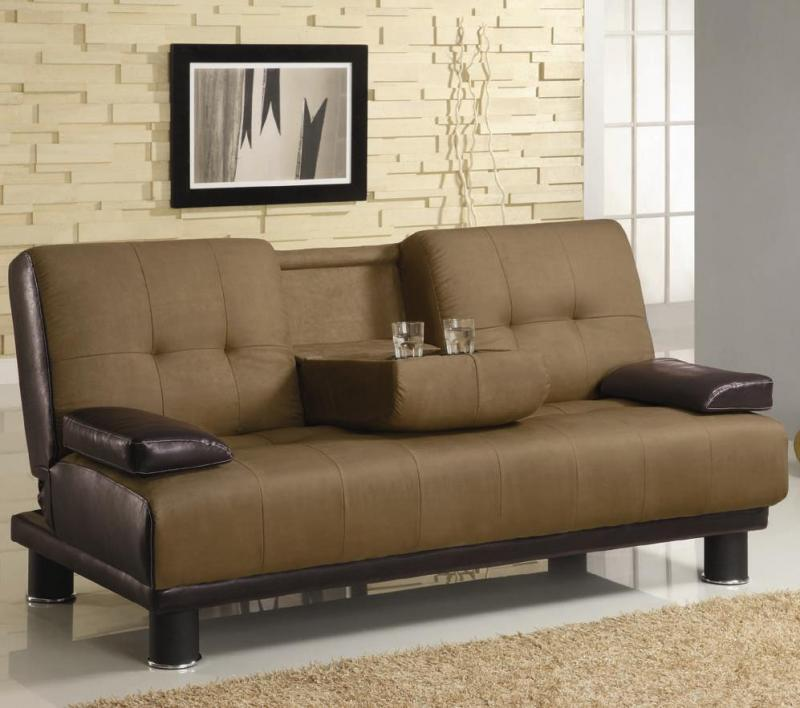 Image of: Futon Couches Appliances