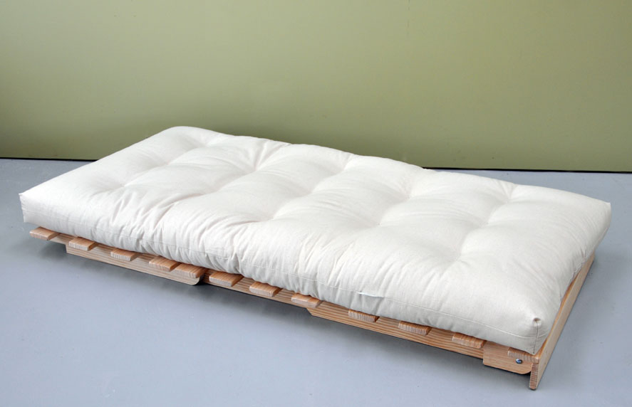 Image of: Futon Cushion Small