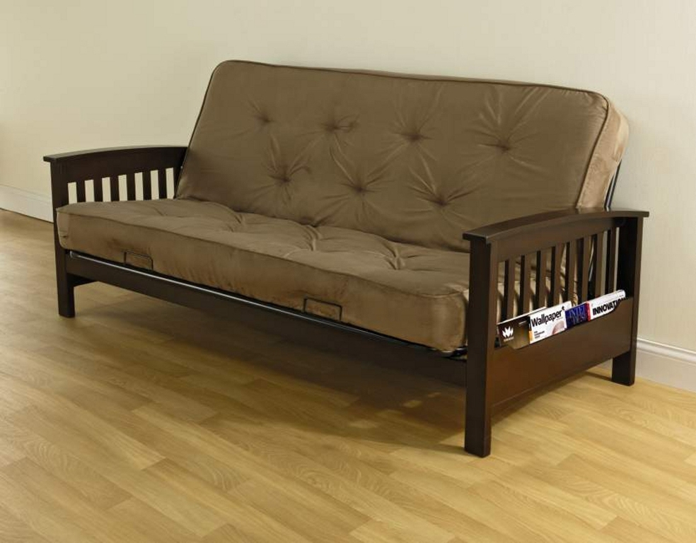 Futon Cushions Idea