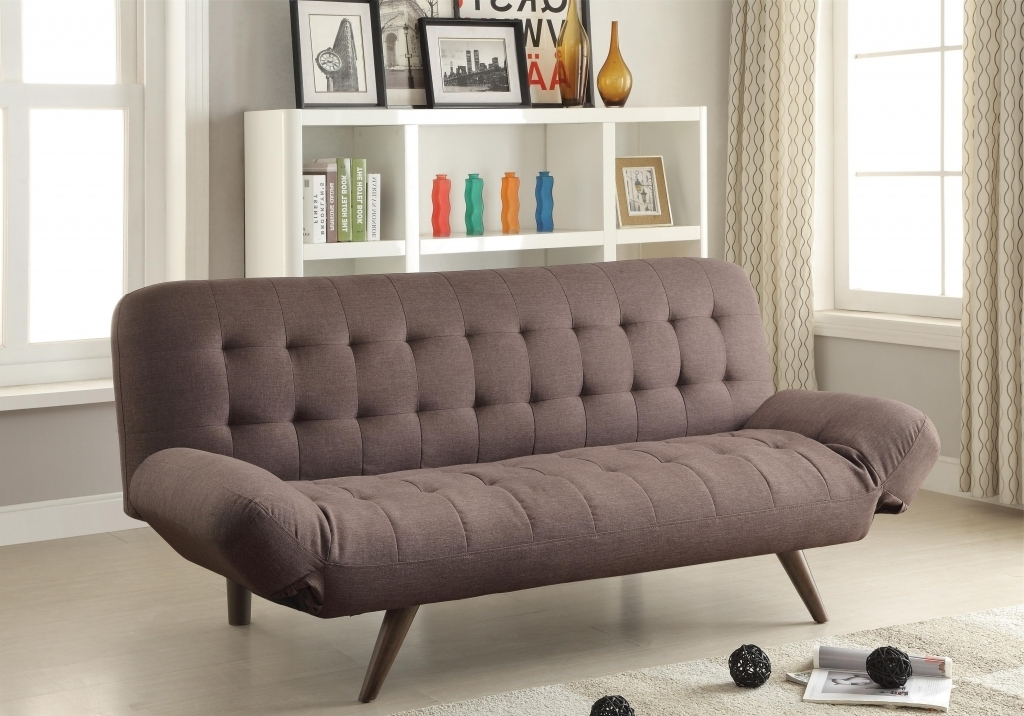 Image of: Futon IKEA Contemporary Design
