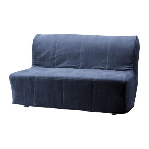 Image of: Futon Ikea Blue Designs Ideas