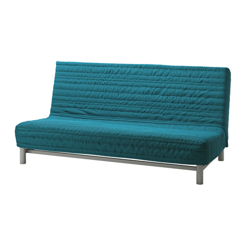 Image of: Futon Ikea Green
