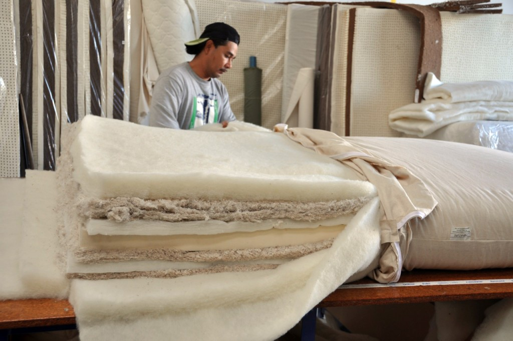 Image of: Futon Mattress Walmart Making