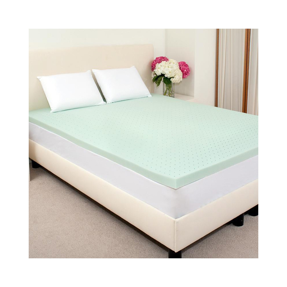Image of: Futon Pad Green