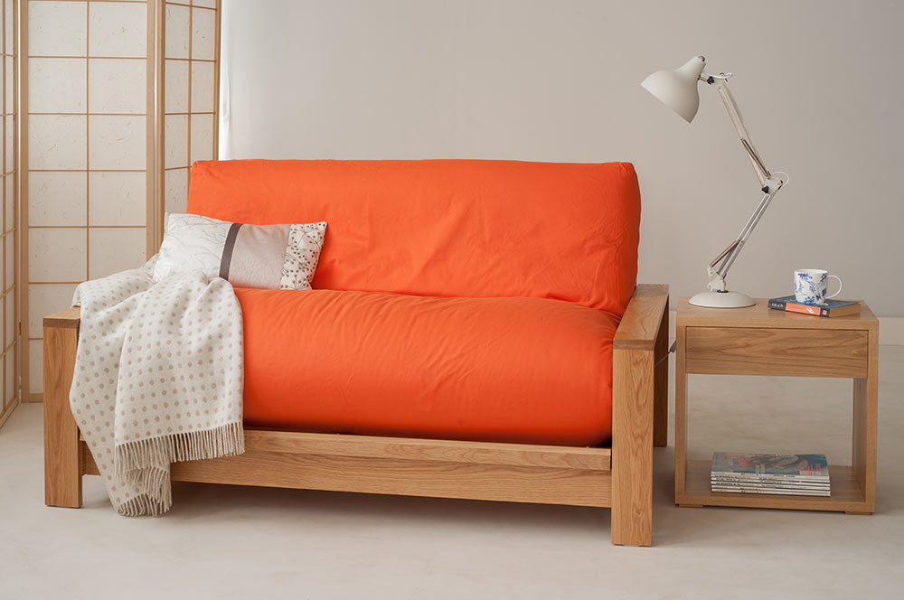 Image of: Futon Slipcover Awesome