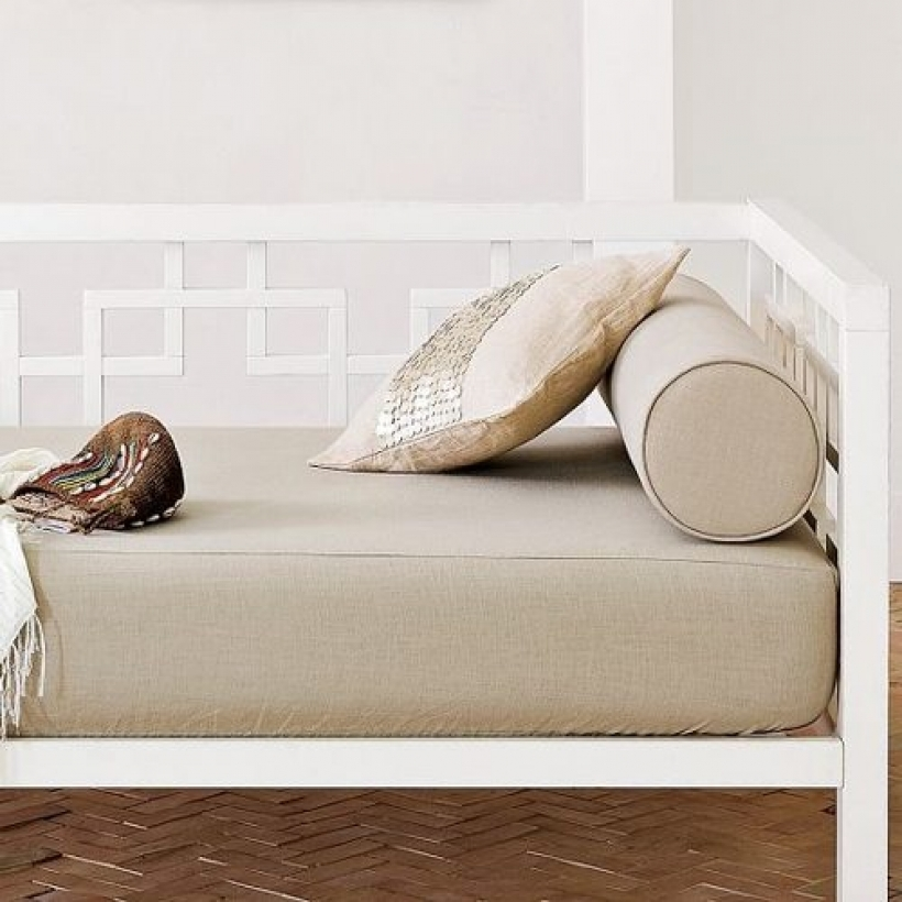 Image of: Futon Slipcover Daybed