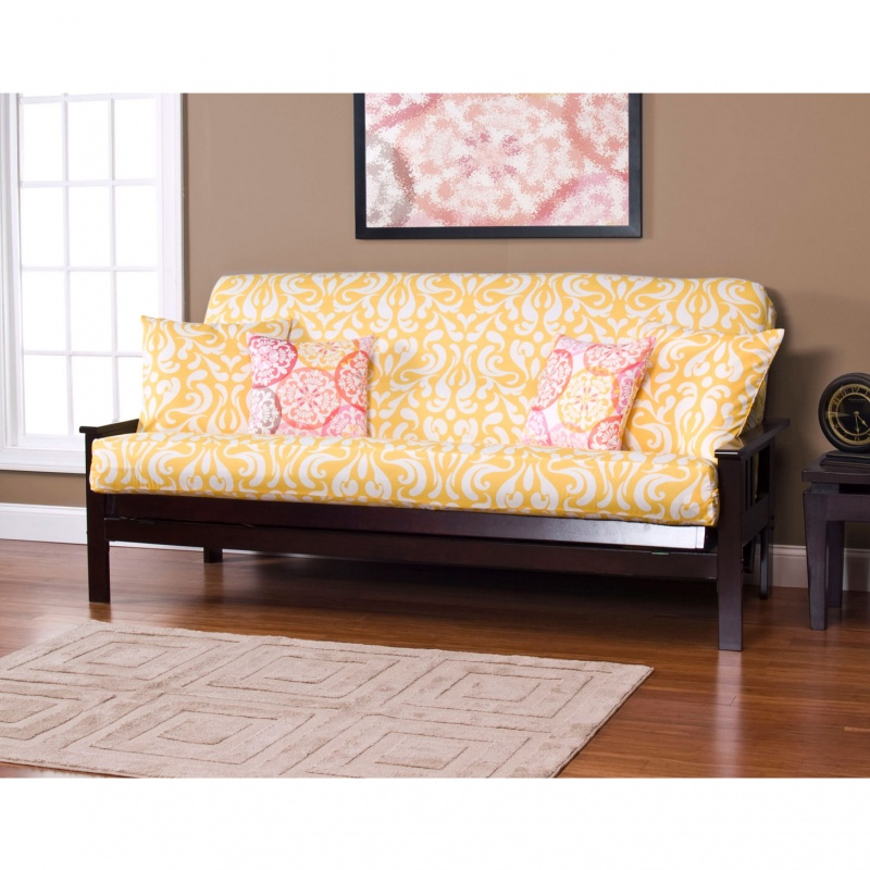 Image of: Futon Slipcover Pattern