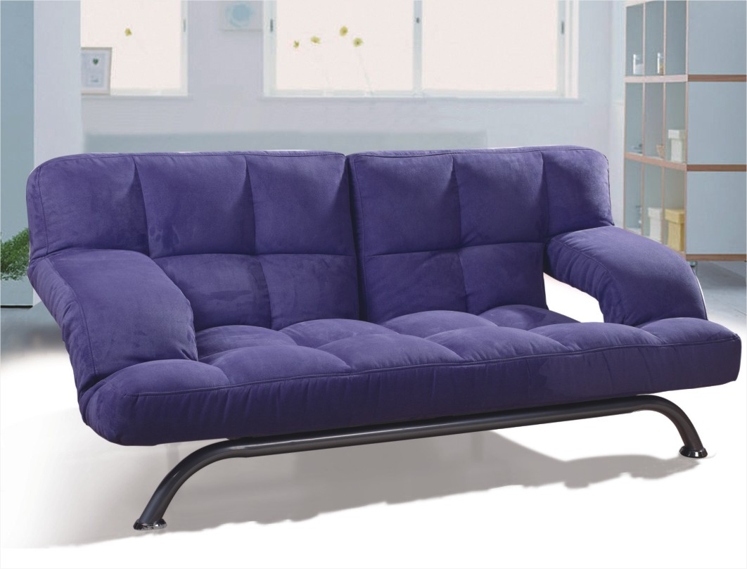 Futon Sofa Bed Violet