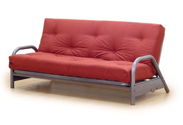 Image of: Futons at Target Red Sale