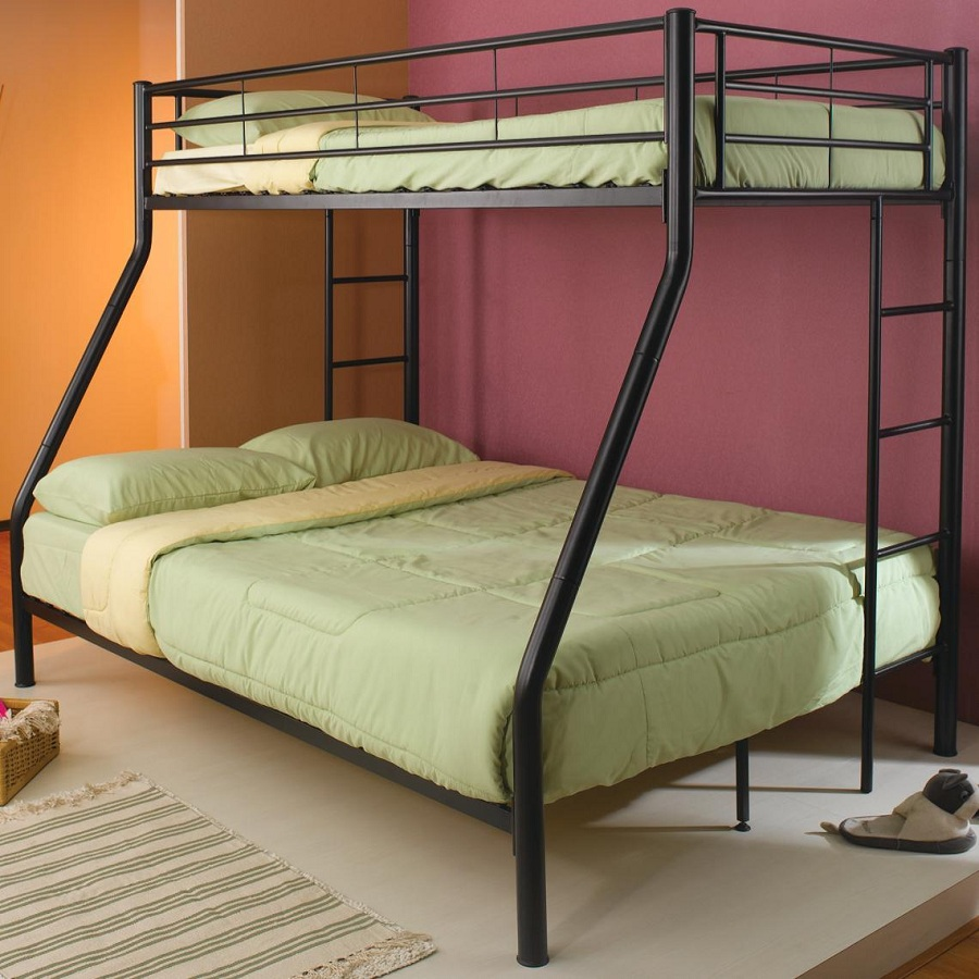 Image of: Gallery Futon Bunk Bed Designs