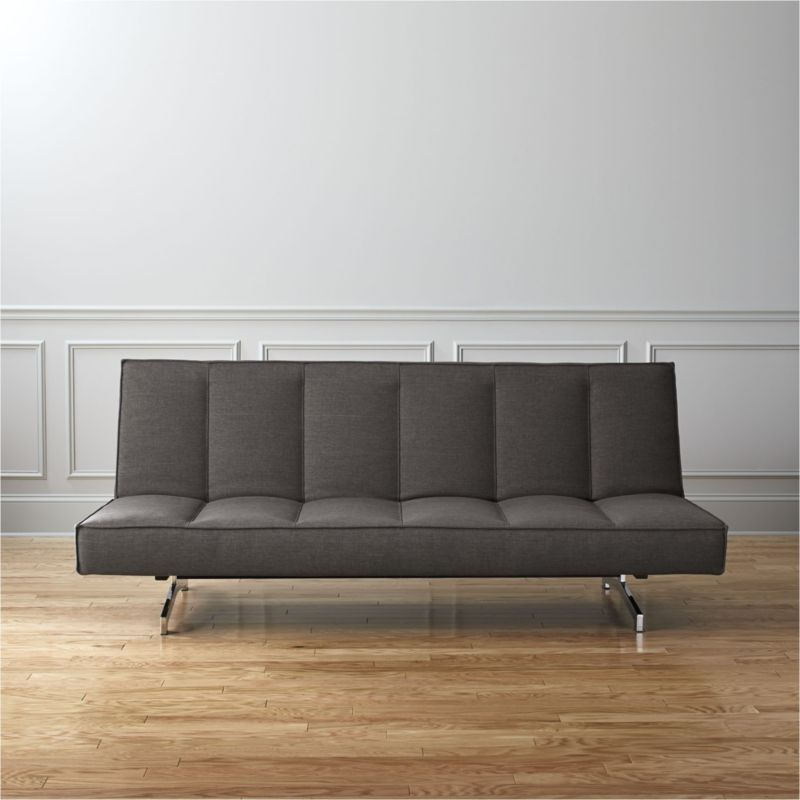 Image of: Gravel Futon Sofa Beds