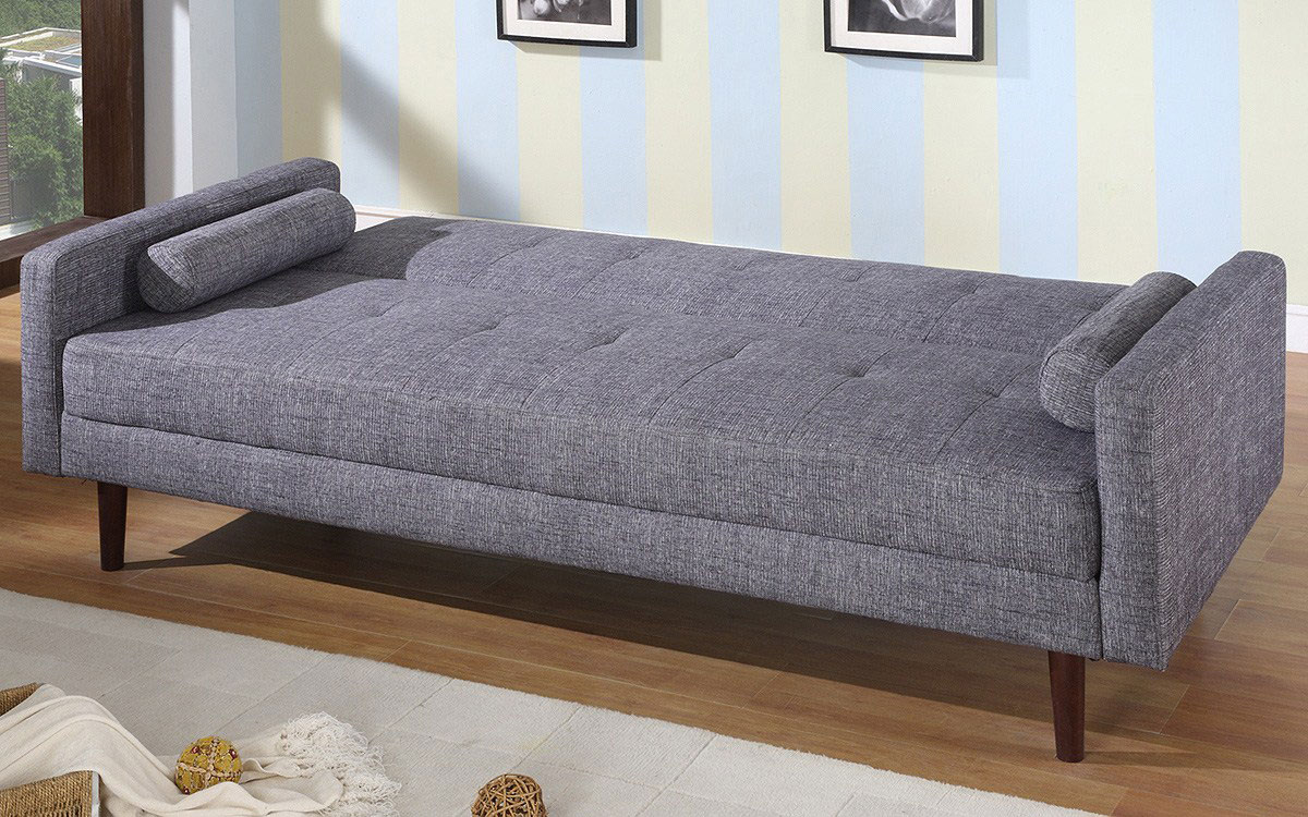 Image of: Grey Futon Cheap