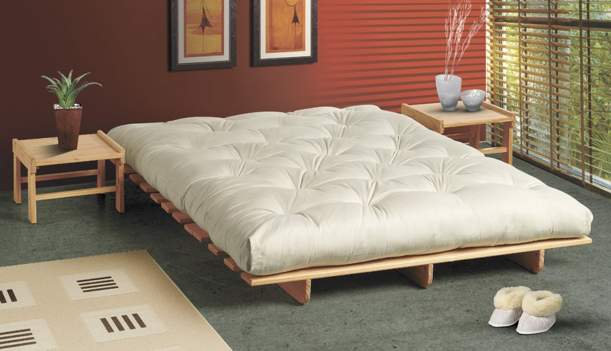 Image of: Guest Futon Beds Ikea