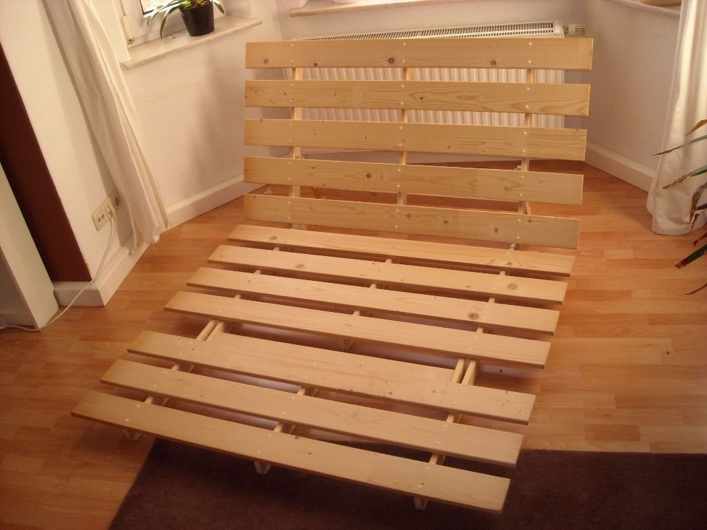 IKEA Futon Bed Instructions