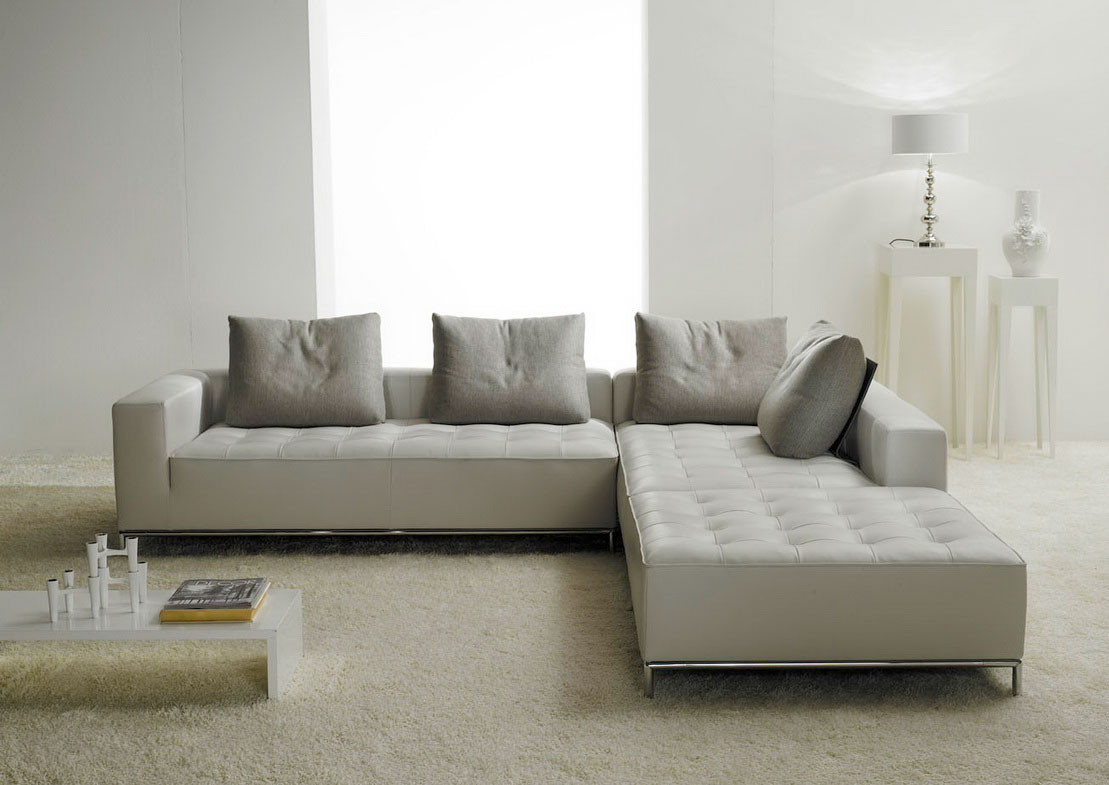 Image of: Ikea Futon Sectional