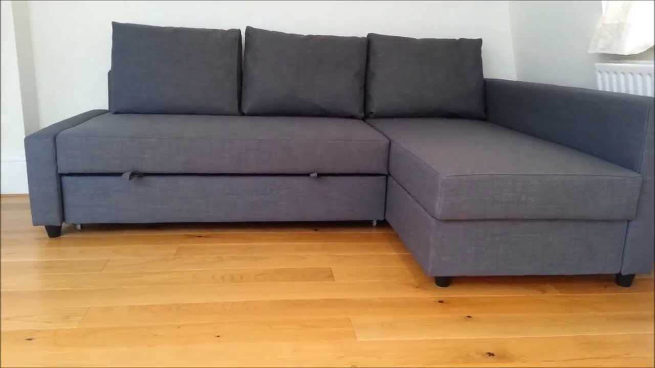 Image of: Ikea Futon Sofa