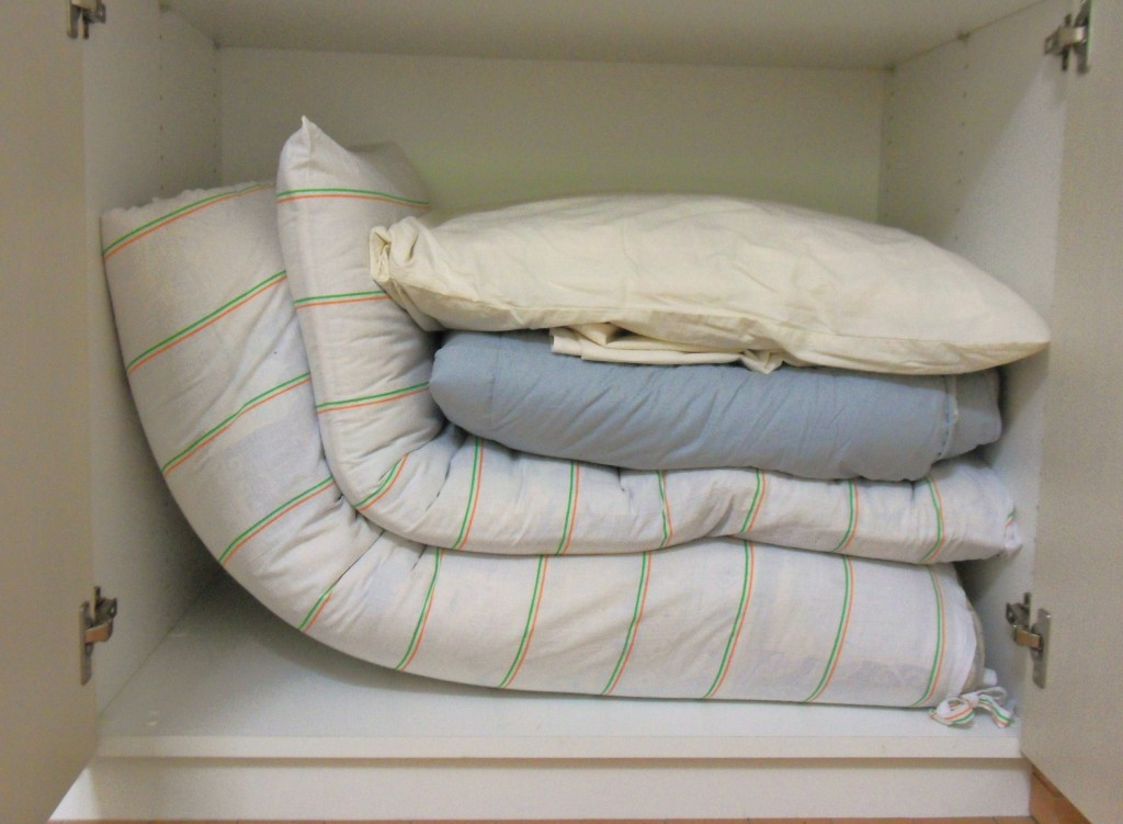 Japanese Futon Mattress Design