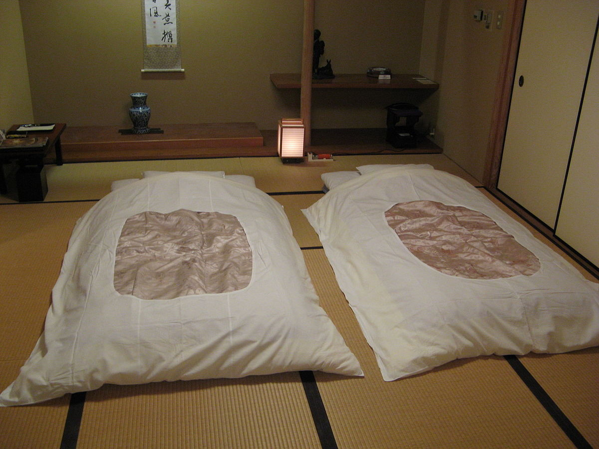 Japanese Futon Mattress Ideas