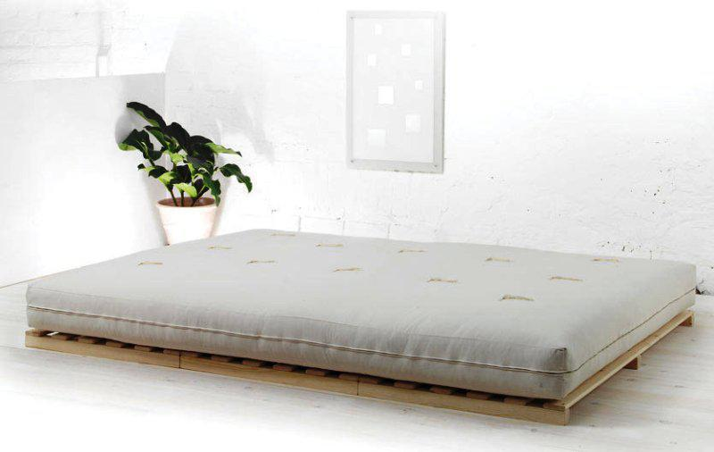 Image of: King Size Futon Bed Frame IKEA