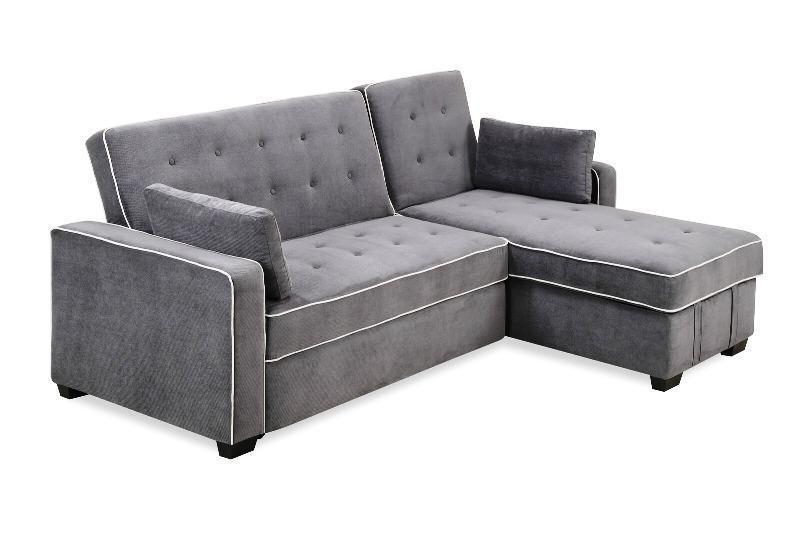 Image of: King Size Futon Convertible SERTA Sofa Bed Designs
