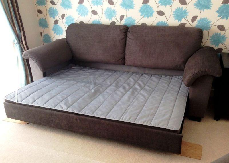 Image of: King Size Futon Mattress Couch