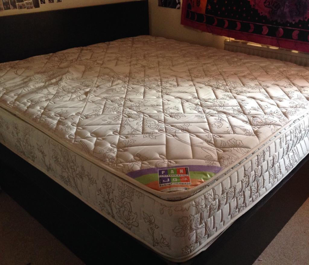 Image of: King Size Futon Mattress