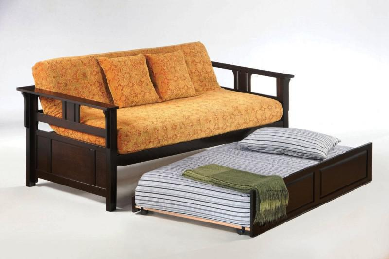 Image of: King Size Futon Sofa Bed