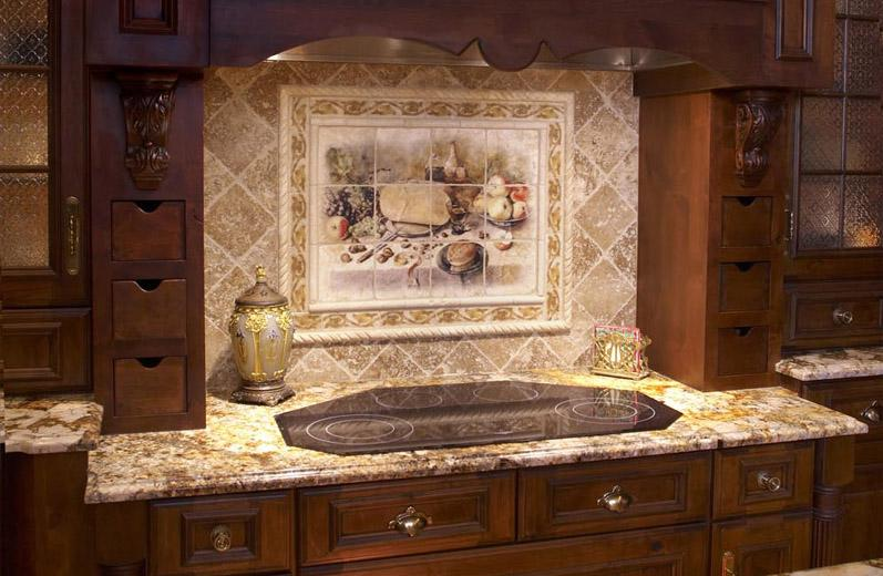 Image of: Kitchen backsplash cool ideas
