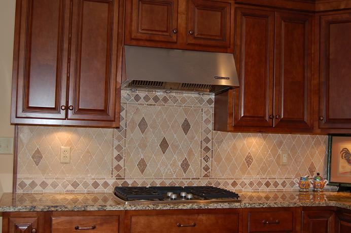 Image of: Kitchen backsplash home