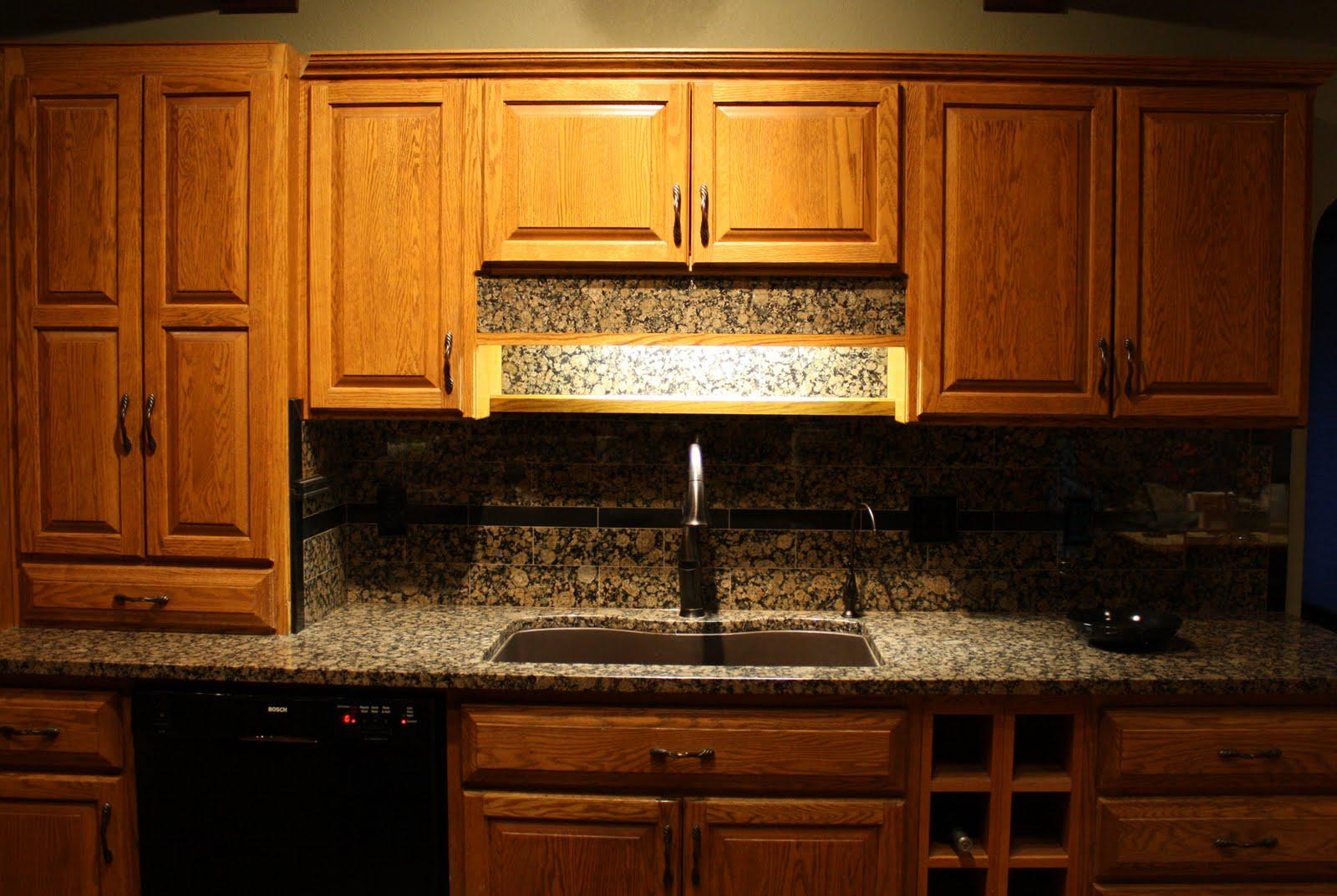 Image of: Kitchen backsplash unique
