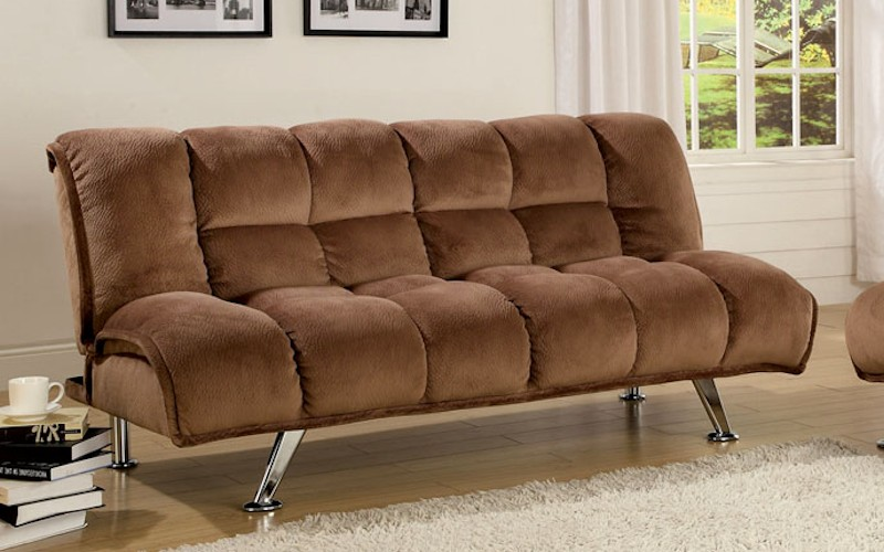 Klik Klak Futon Brown