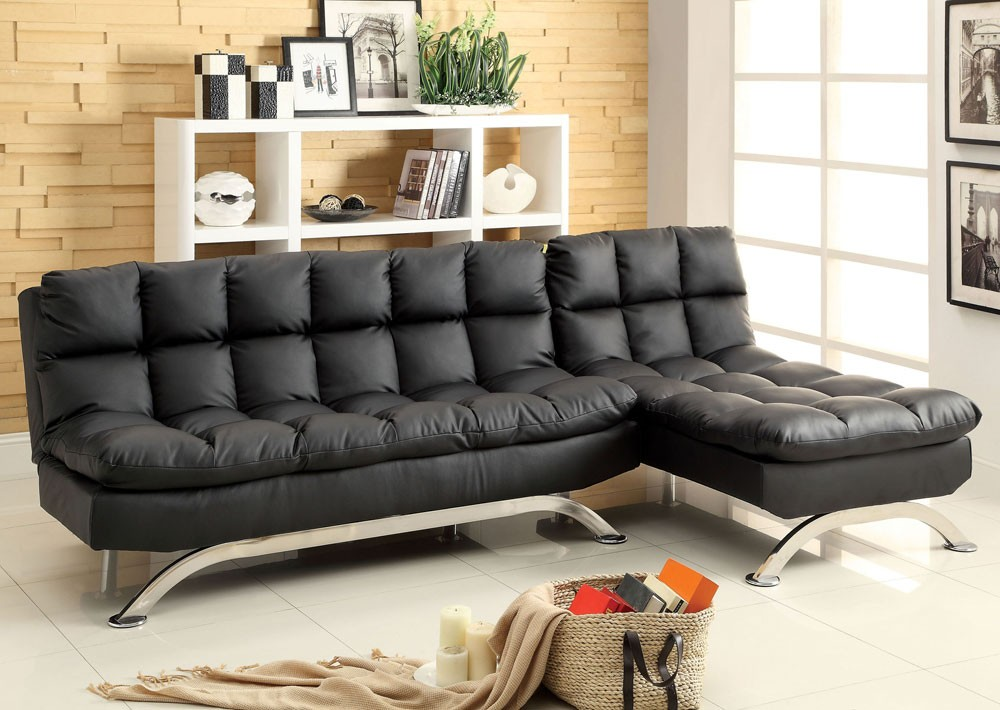 Leather Futon Design