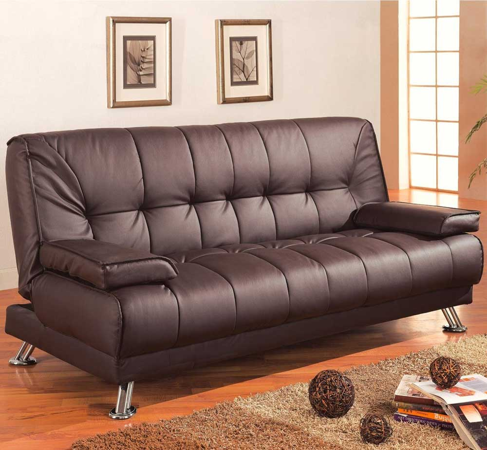 Leather Futon Furniture