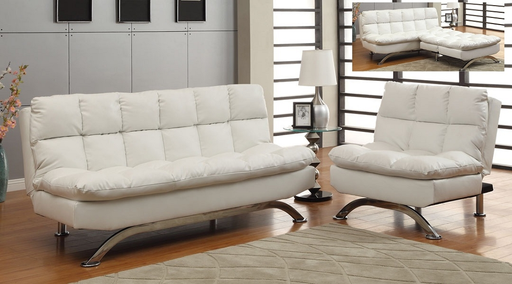 Image of: Louis Futon Set