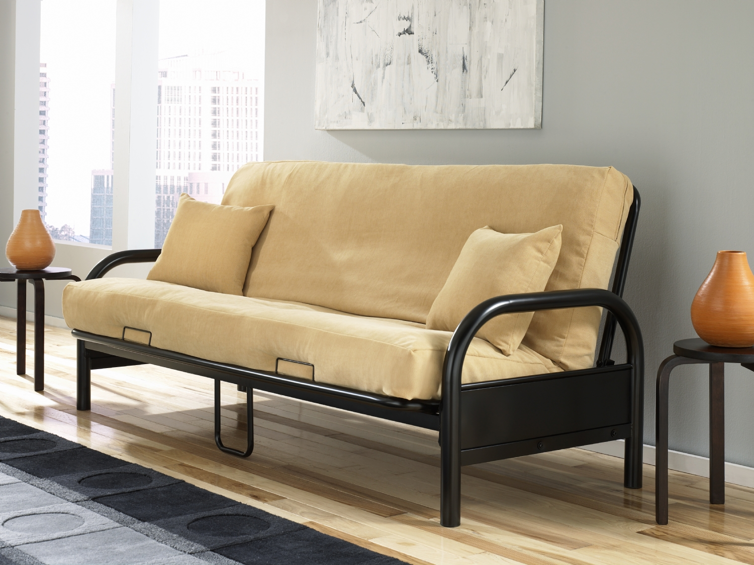 Louis Futon Sofa