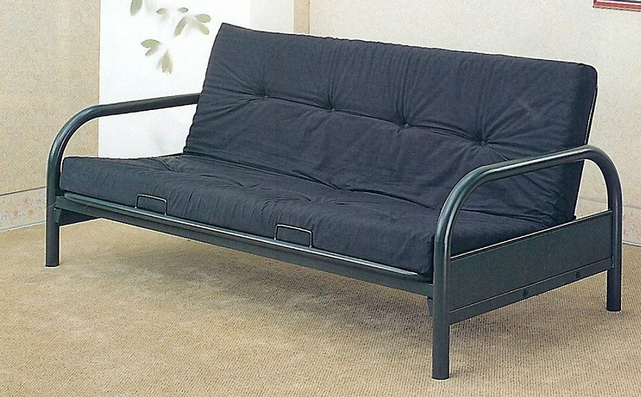 Image of: Loveseat Futon Collection