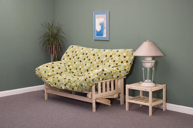 Image of: Loveseat Futon Cover