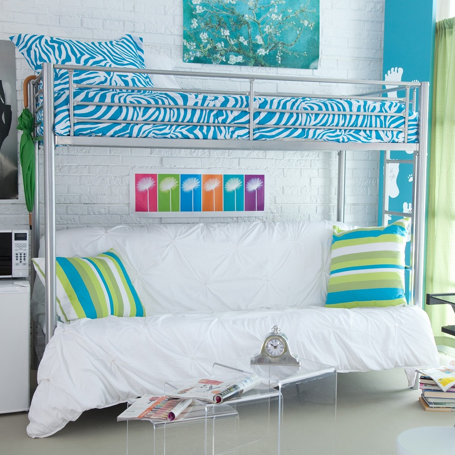 Image of: Master Futon Bunk Bed Designs
