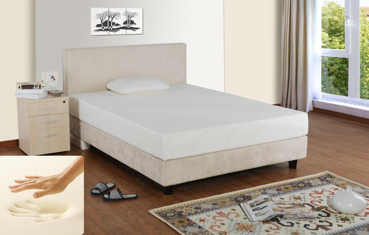 Image of: Memory Foam Futon Design