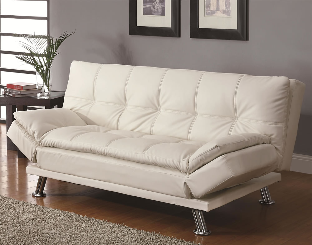 Image of: Modern Queen Size Futon Mattress