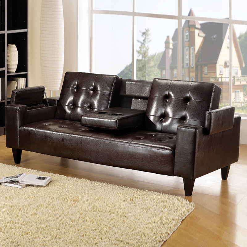 Image of: Nice Fancy Futon